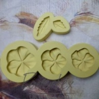 pansy_and_leaf_silicon_mould_set