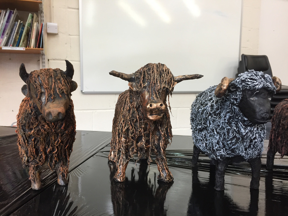 Animal Sculpture 1