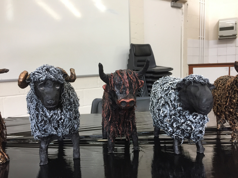 Animal Sculpture 2