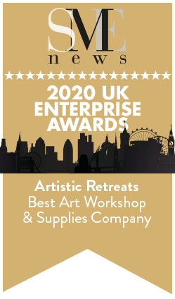 AWJun20325 Artistic Retreats Winners Logo